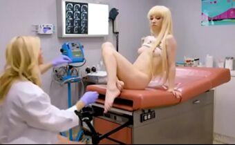 Ginecolostia fazendo sexo com paciente